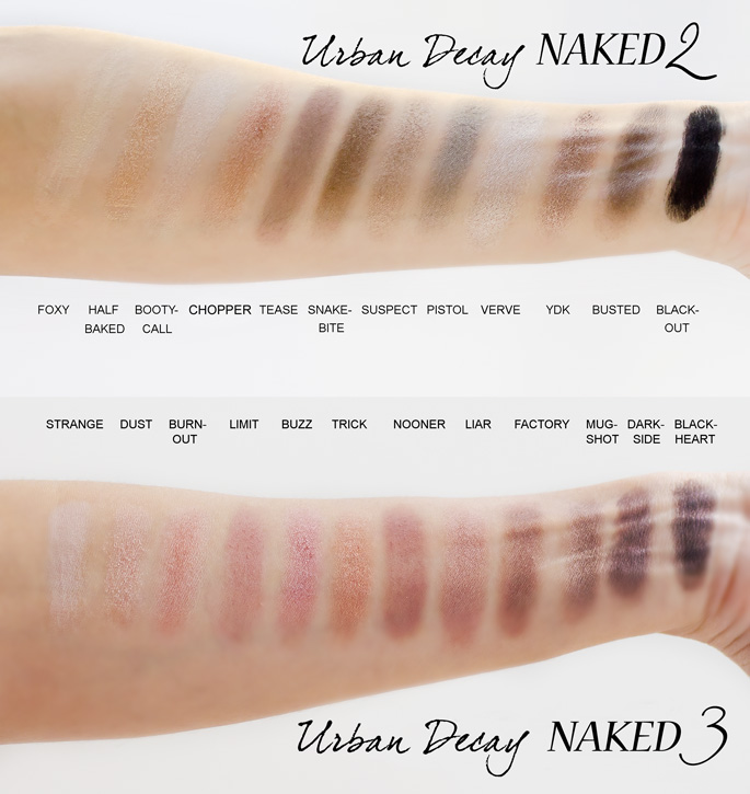 Naked3 Eyeshadow Palette by Urban Decay #6