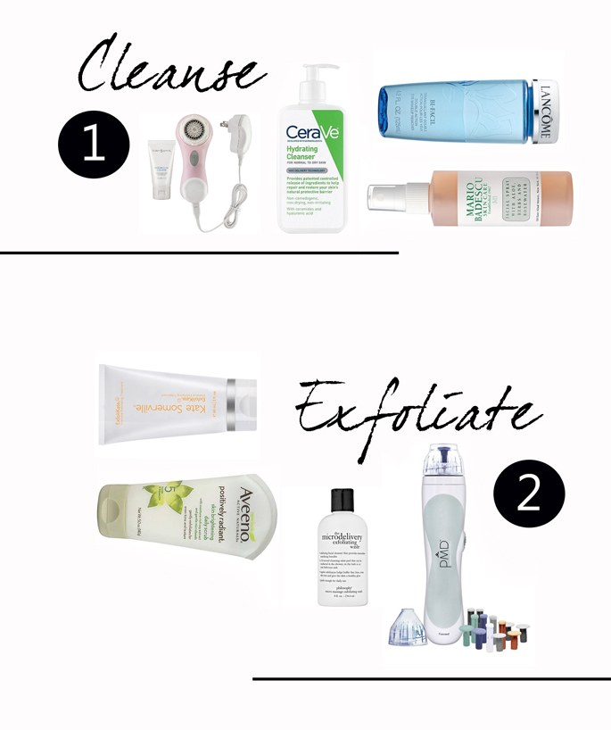 Basic skincare routine korean