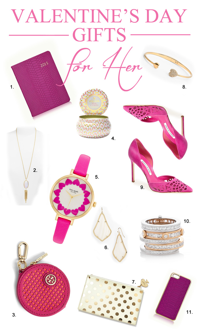 Valentine 39 s day gift guide the classified chic for Great gifts for valentines day for her