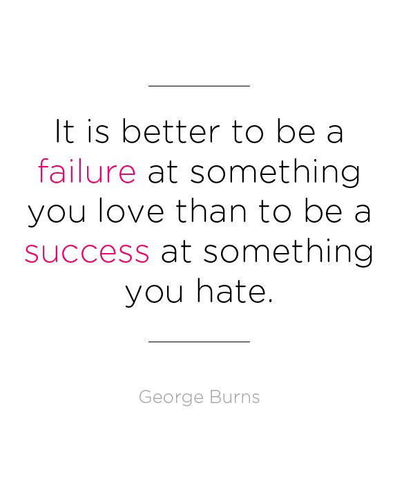 Quotes On Success And Failure: Inspirational Quote About Success And Failure
