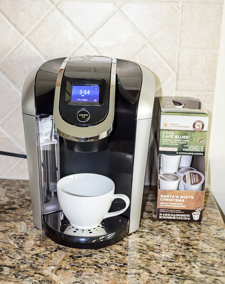 Keurig Coffee Maker Brewing Problems