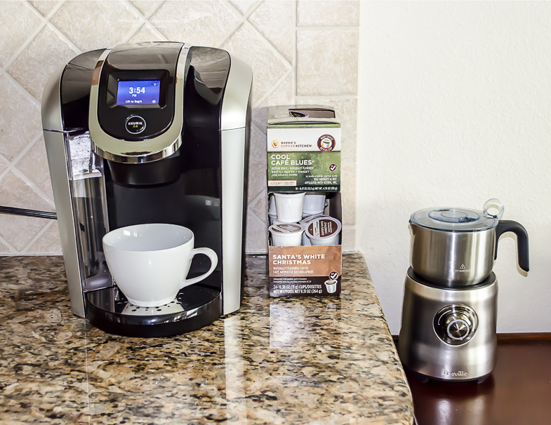 Keurig making weak coffee solution