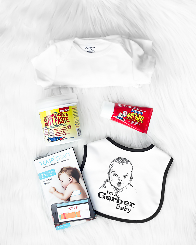 mom and baby must haves